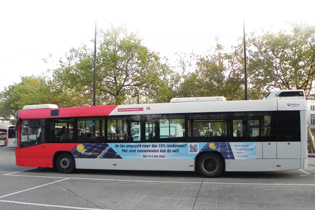 EAN 003 stadsbus