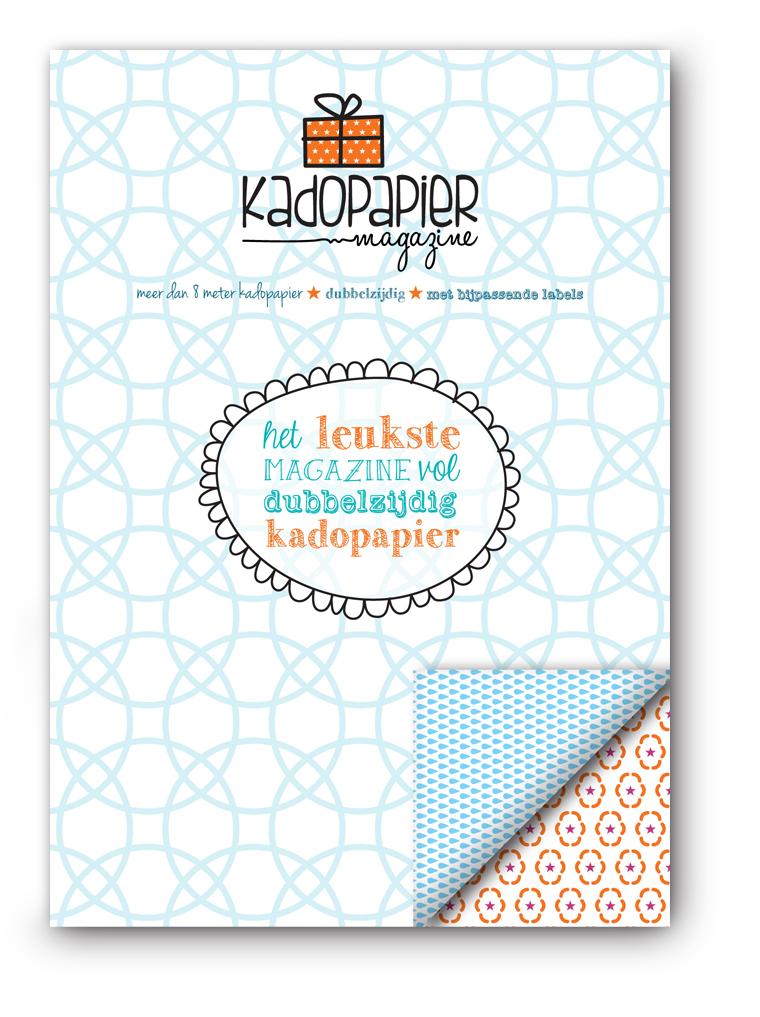 Kadopapier magazine bestellen