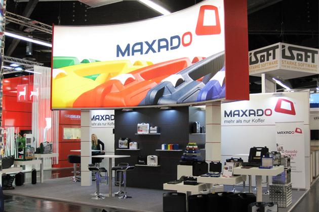 Maxado stand