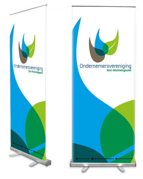 Ondernemersvereniging banner