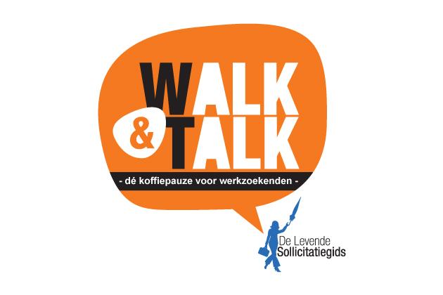Sollicitatiegids logo Walk&Talk